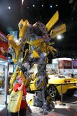 Transformers At Comic-con 2009