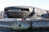 The protective home of the Mary Rose