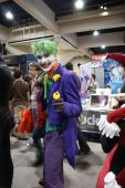 Joker At Comic-con 2009