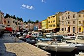Summer Viev Of Veli Losinj Waterfront