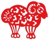 Chinese Zodiac Of Sheep