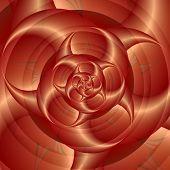 Copper Pincers Spiral