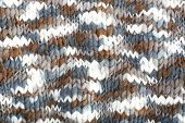 Knitted fabric background