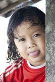 Land Dayak, Borneo
