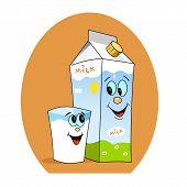 Smile milk