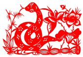 Chinese Zodiac Of Snake
