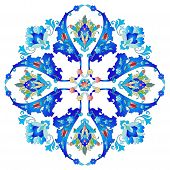 Ottoman Motifs Design Series With Twenty-six Version