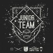 Emblem Baseball Junior College Team