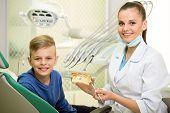 Постер, плакат: Dentist