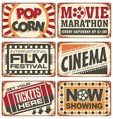 Cinema Signs