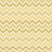 Retro gold vector zigzag chevron pattern