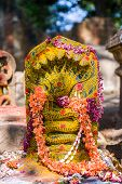 Naga Deity