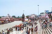 The Ghats of Haridwar