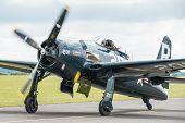 Grumman Bearcat Vintage Aircraft