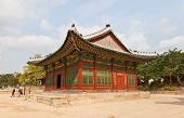 Deokhongjeon Hall  Of Deoksugung Palace In Seoul, Korea
