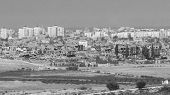 Black and white Gaza