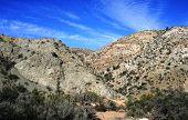 Horsethief Creek Mountains