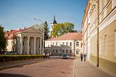 De Reus Palace In Vilnius