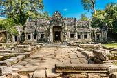 Preah Khan temple, Siem Reap, Cambodia