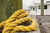 Thick Yellow Rope