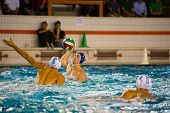Como,  October 18:  A. Razzi ( 11 Dark Cap  Bpm Sport Management) In  Como Nuoto - Bpm Sport Managem