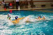 Como,  October 18: S.  Luongo  ( Bpm Sport Management, Dark Cap ) In  Como Nuoto - Bpm Sport Managem