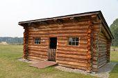 Hubble Homestead Craftsman's Log Cabin