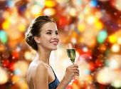 picture of sparkling wine  - drinks - JPG