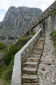 A Stairvay To Ancient Fortress