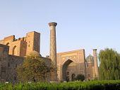 Samarkand Registan 2007