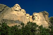 Mount Rushmore monumento South Dakota