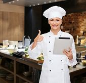 stock photo of chef cap  - cooking - JPG