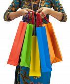 Paraíso de compras de Ásia