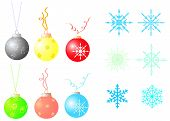 Christmas Design Elements.