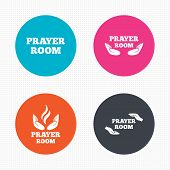 picture of priest  - Circle buttons - JPG