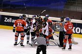 Hockey game SC Bern vs. Eisbaeren Berlin