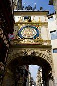 Gros Horloge, Rouen, Normandy, France