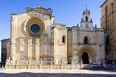Постер, плакат: Церковь Церковь Санта Мария Торо провинция Самора Кастилия и Леон Испания