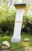 column of the Crucifixion near Falkenstein, Lower Austria, Austria