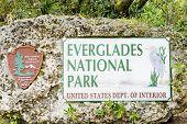 entrance, Everglades National Park, Florida, USA