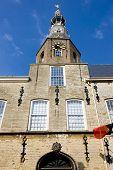 town hall, Zierikzee, Zeeland, Netherlands