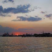 port of Cienfuegos, Cuba