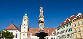 Main Square and Old Town hall, Bratislava, Slovakia