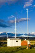 Estação meteorológicos, Lista, Noruega