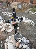 Andean Cemetery, Cachi