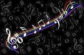music elements design