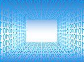 Hi-Tech-Hintergrund