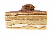 Cake With Walnut