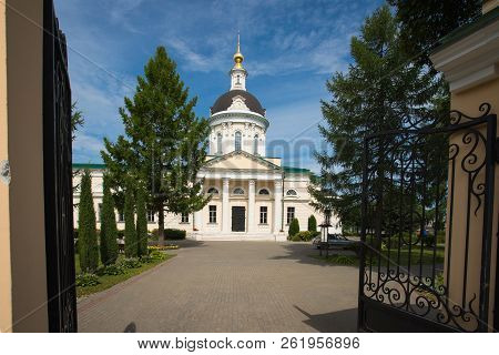 Kolomna Russia Church Of Michael