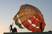 Parachute Sport.